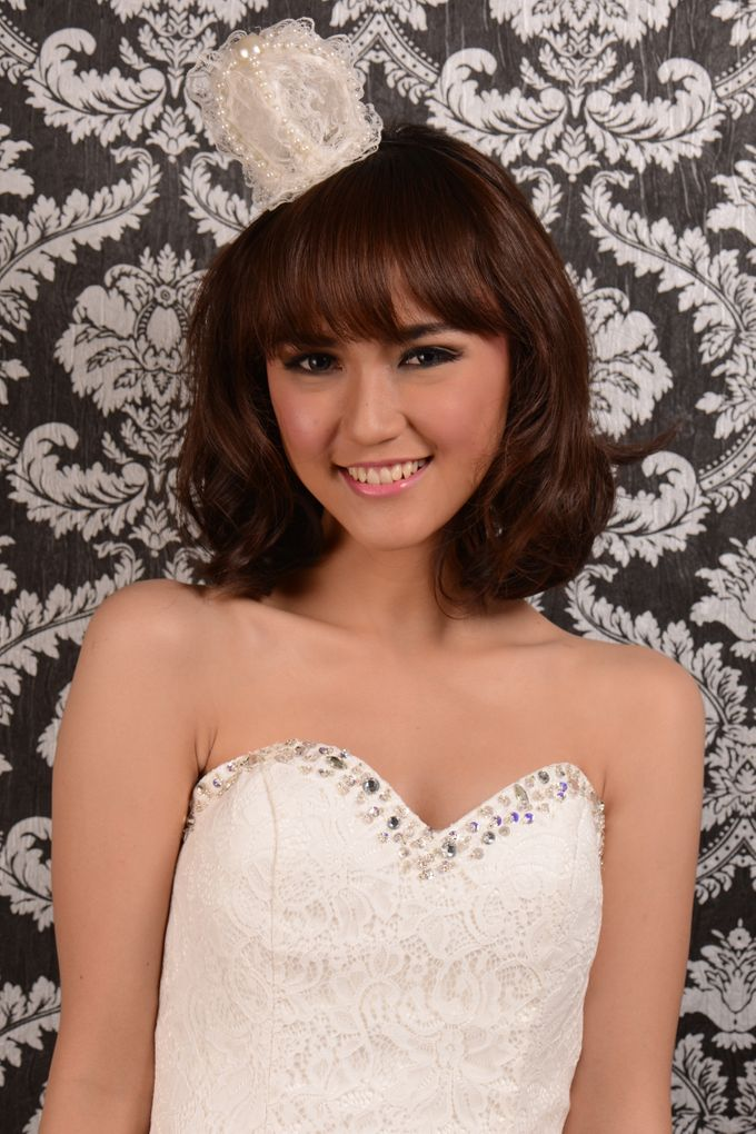 Romantic Bride Look by Arini Makeup Artist - 005