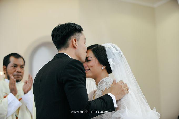 Suryo & Dina wedding day by Mario The Nine - 016