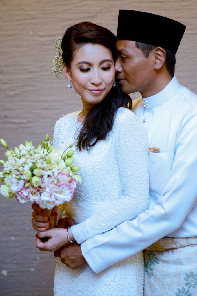 Munirah  & Amir - Wedding Reception by Raihan Talib Photography - 025