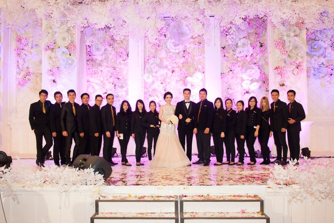 Leo & Vanessa Wedding by Tinara Brides - 004