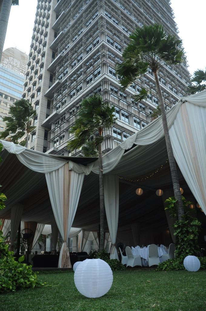 FINANCIAL HALL - OUTDOOR by Financial Club Jakarta - 004