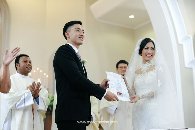 Suryo & Dina wedding day by Mario The Nine - 021