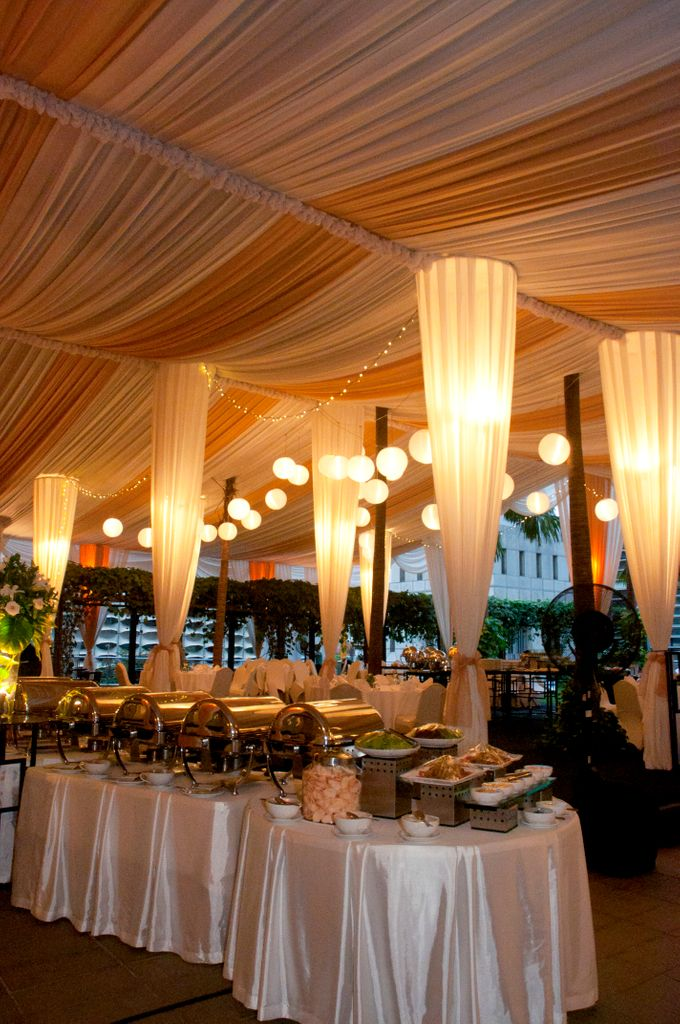 FINANCIAL HALL - OUTDOOR by Financial Club Jakarta - 001