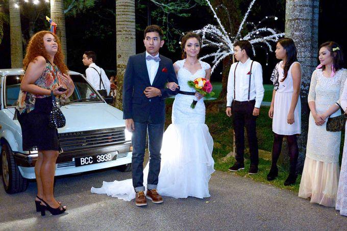 Farhana & Farhan - Garden Wedding by Raihan Talib Photography - 005