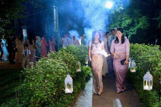 Farhana & Farhan - Garden Wedding by Raihan Talib Photography - 006