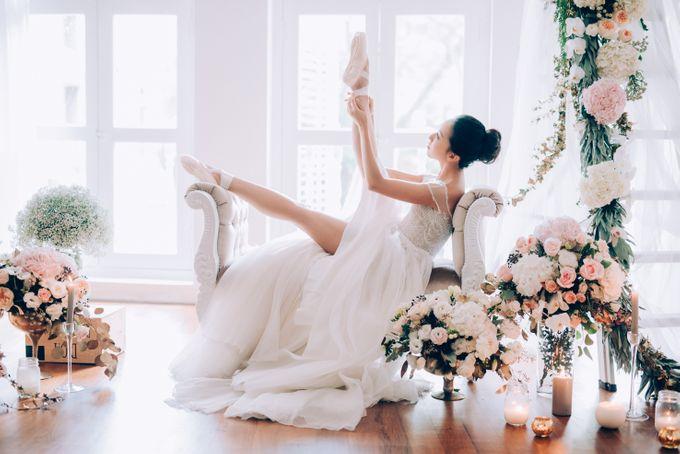 Ballerina Bride by Truly Enamoured - 003