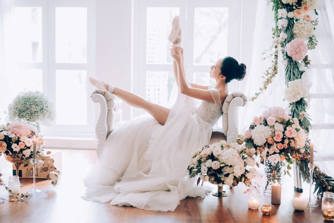 Ballet-Inspired Styled Shoot with Melissa Koh by With love, Med Kärlek - 005