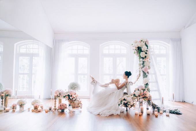 Ballerina Bride by Truly Enamoured - 004