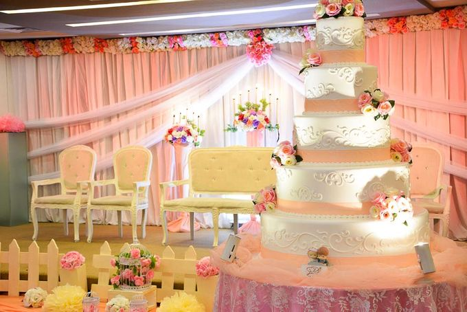 Stefanus and Fenny Wedding by Hall Of Blessing - 003