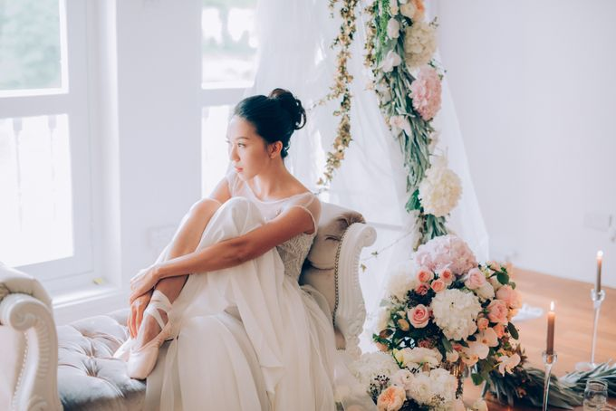 Ballet-Inspired Styled Shoot with Melissa Koh by With love, Med Kärlek - 007