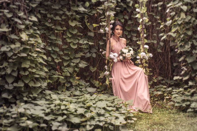 New collection 2017 by Lademoiselle Bridesmaids - 012