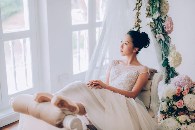 Ballerina Bride by Truly Enamoured - 005