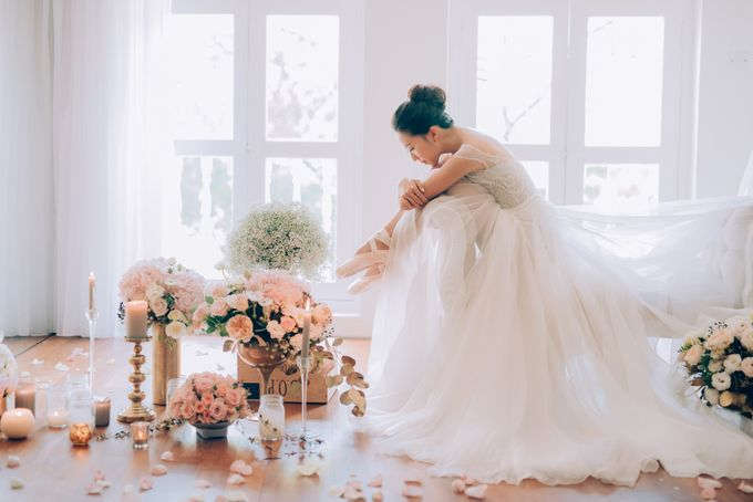 Ballet-Inspired Styled Shoot with Melissa Koh by With love, Med Kärlek - 008