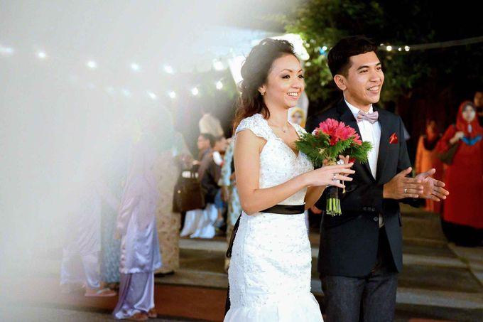 Farhana & Farhan - Garden Wedding by Raihan Talib Photography - 008