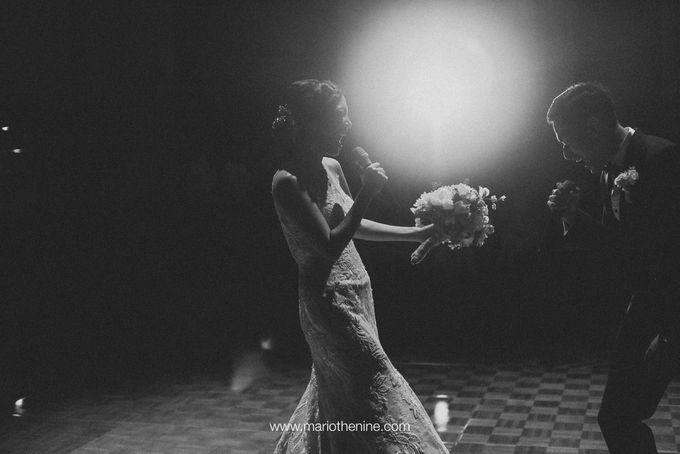 Suryo & Dina wedding day by Mario The Nine - 023