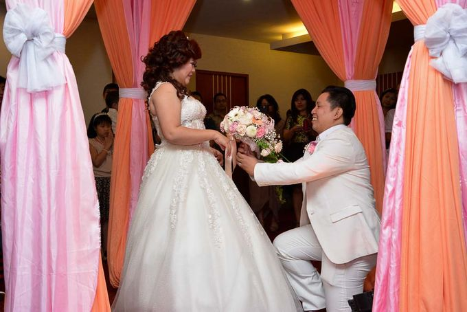 Stefanus and Fenny Wedding by Hall Of Blessing - 002