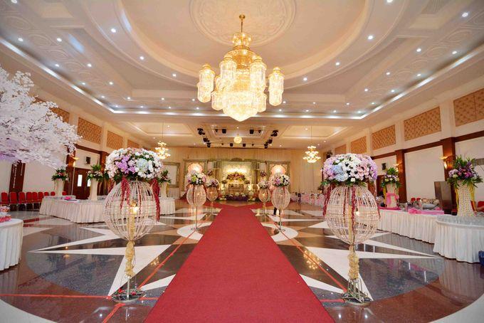 Wedding Decoration by BRAJA MUSTIKA Hotel & Convention Centre - 005