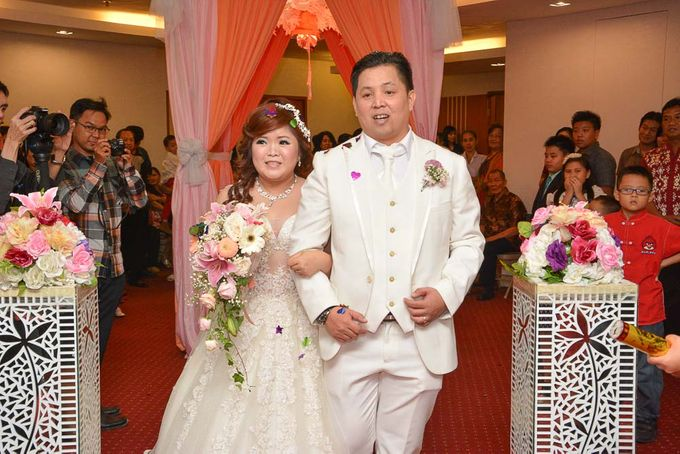 Stefanus and Fenny Wedding by Hall Of Blessing - 001