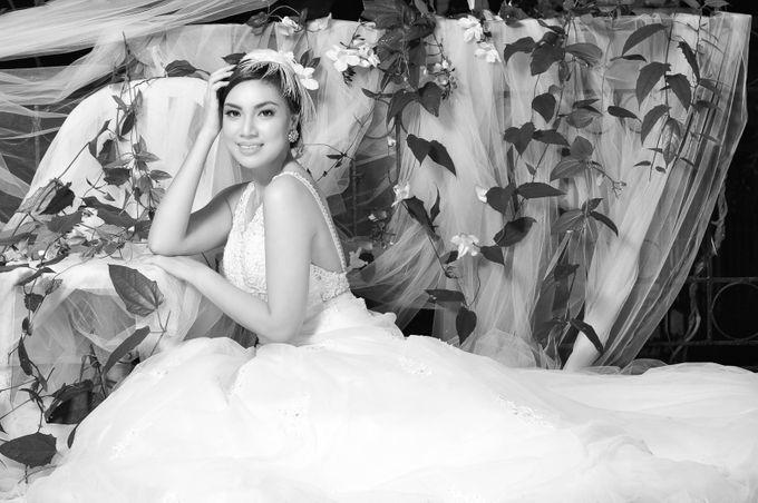 Bridal Editorial Shoot by Kaloi Obidos Photography - 001