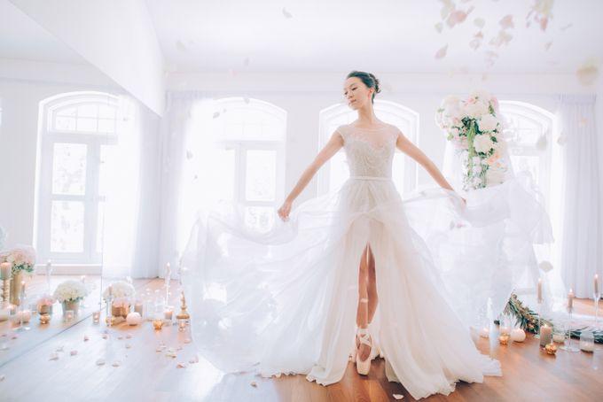 Ballerina Bride by Truly Enamoured - 007