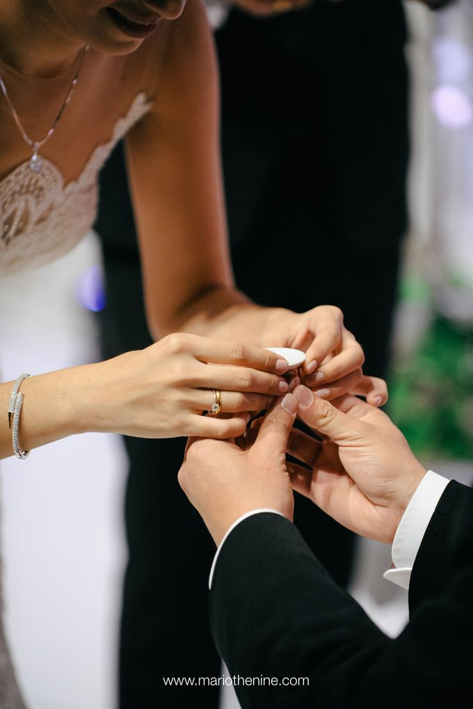Suryo & Dina wedding day by Mario The Nine - 027