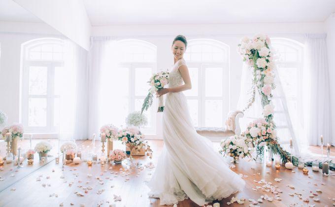 Ballerina Bride by Truly Enamoured - 008