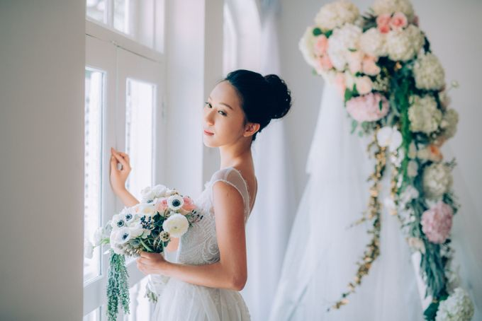 Ballerina Bride by Truly Enamoured - 009
