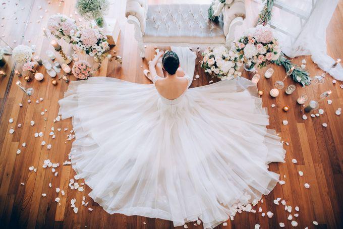 Ballerina Bride by Truly Enamoured - 010