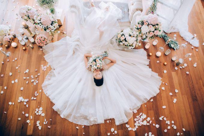 Ballerina Bride by Truly Enamoured - 011