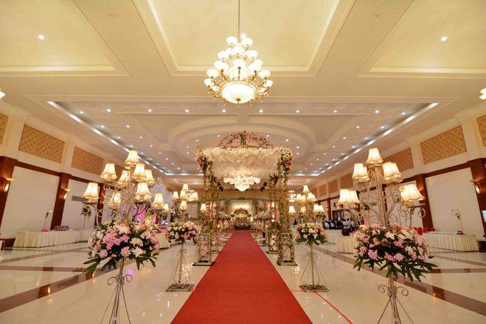 Wedding Decoration by BRAJA MUSTIKA Hotel & Convention Centre - 008