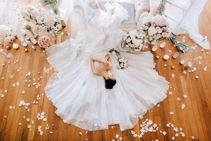 Ballerina Bride by Truly Enamoured - 012