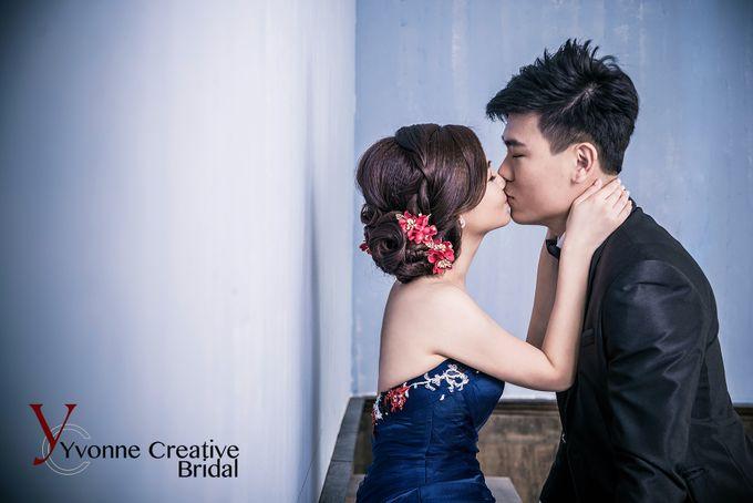 Zhen Yong & Clarice by Yvonne Creative Bridal - 001