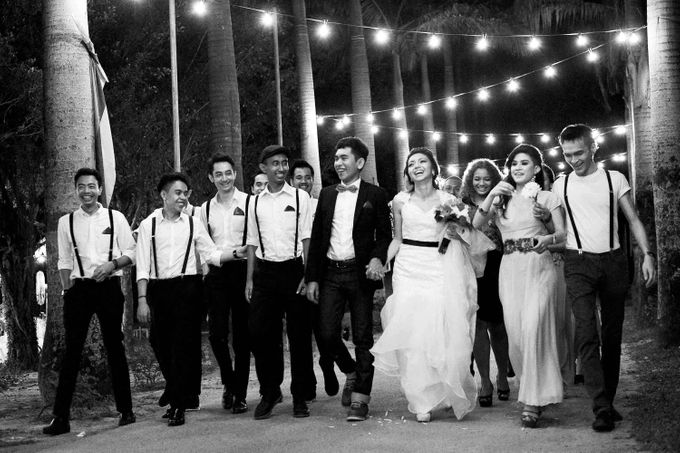 Farhana & Farhan - Garden Wedding by Raihan Talib Photography - 001