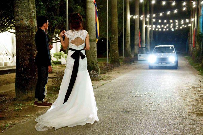 Farhana & Farhan - Garden Wedding by Raihan Talib Photography - 017