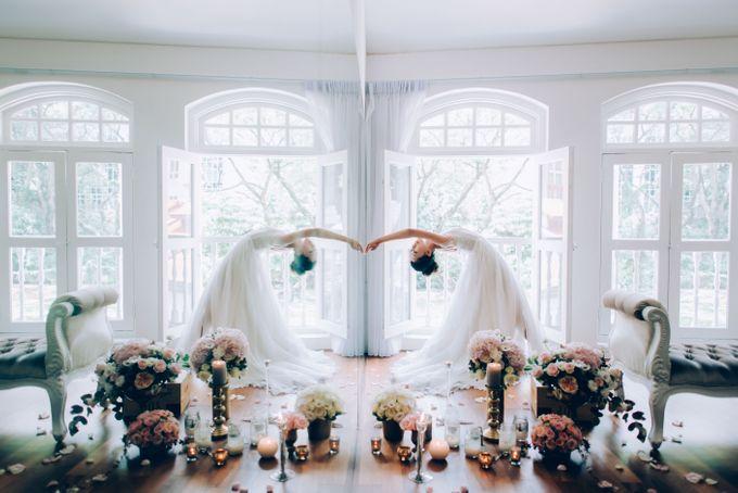 Ballerina Bride by Truly Enamoured - 013