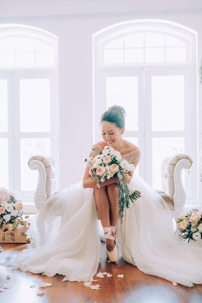 Ballerina Bride by Truly Enamoured - 014