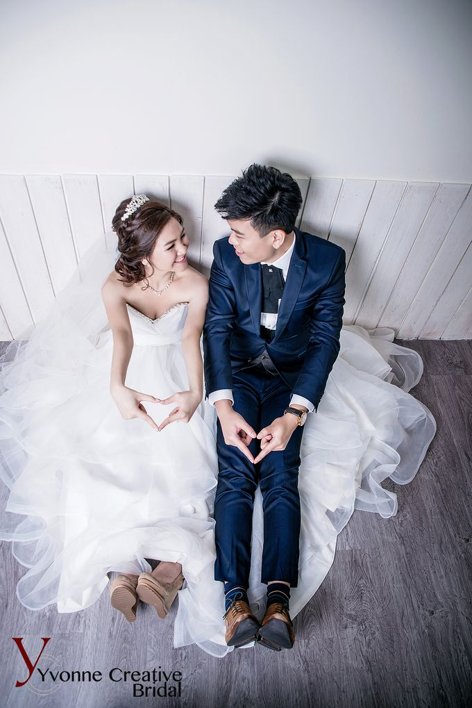 Zhen Yong & Clarice by Yvonne Creative Bridal - 003