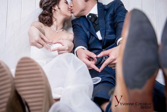 Zhen Yong & Clarice by Yvonne Creative Bridal - 004