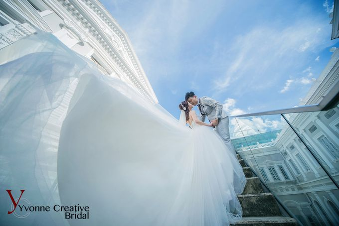 Zhen Yong & Clarice by Yvonne Creative Bridal - 005
