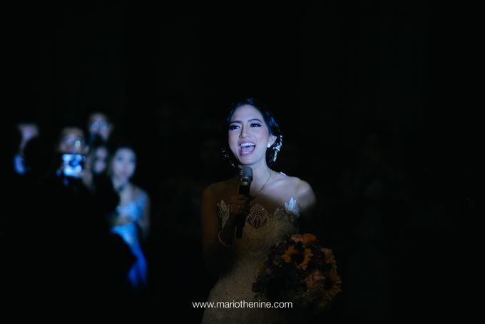 Suryo & Dina wedding day by Mimi kwok makeup artist - 008