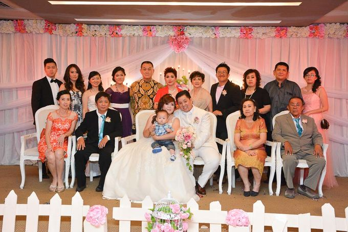 Stefanus and Fenny Wedding by Hall Of Blessing - 007