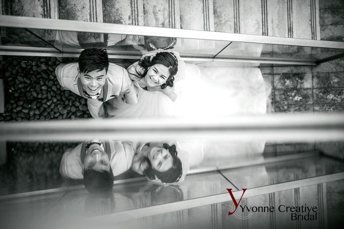Zhen Yong & Clarice by Yvonne Creative Bridal - 006