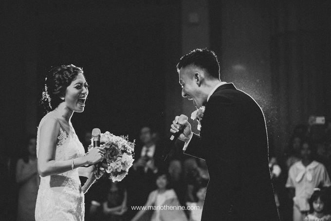Suryo & Dina wedding day by Mario The Nine - 033