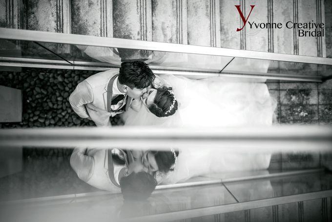 Zhen Yong & Clarice by Yvonne Creative Bridal - 007