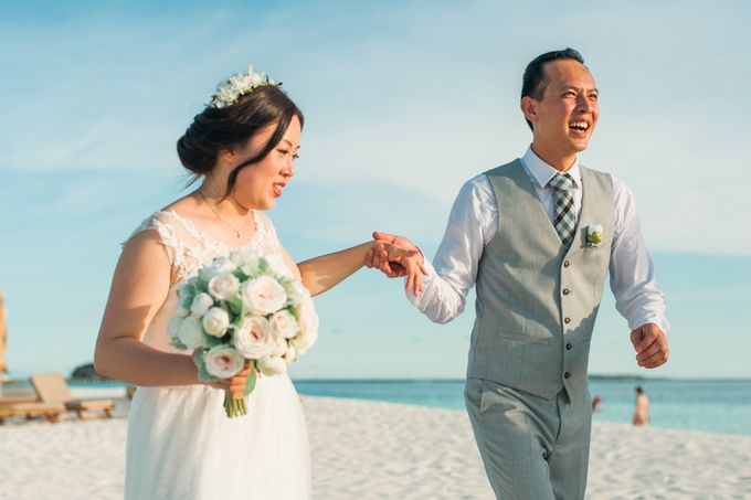 Grace & Geral Destination Wedding in Maldives by Asad's Photography - 016