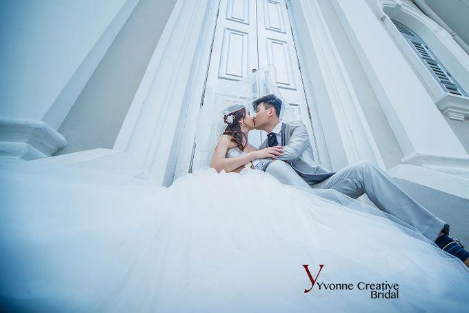 Zhen Yong & Clarice by Yvonne Creative Bridal - 008