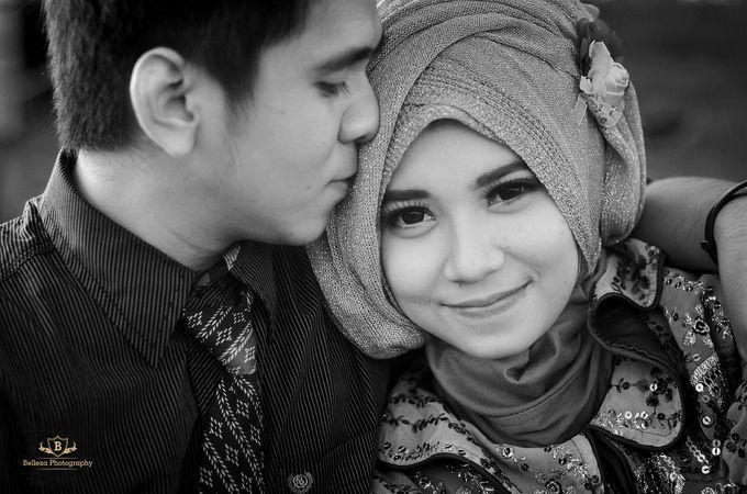 Nhawir & Vina by Belleza Photography - 001