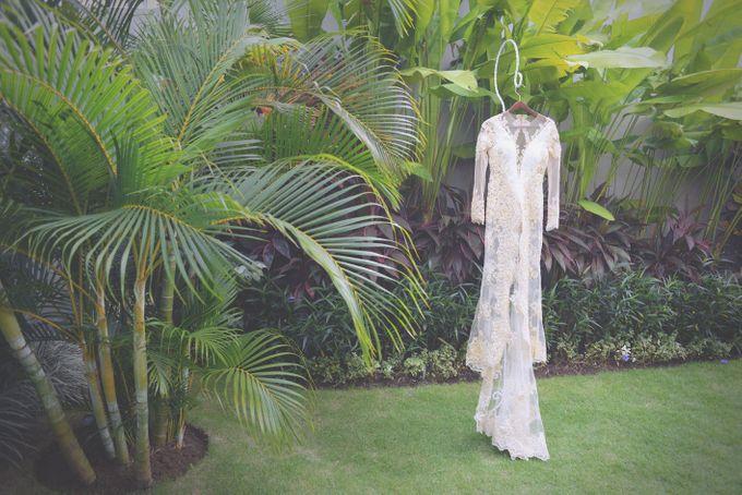 Dimas and Dama (Wedding) | Bali Wedding by Flamingo Dewata Chapel and Villas - 001