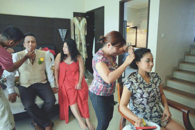 Dimas and Dama (Wedding) | Bali Wedding by Flamingo Dewata Chapel and Villas - 004