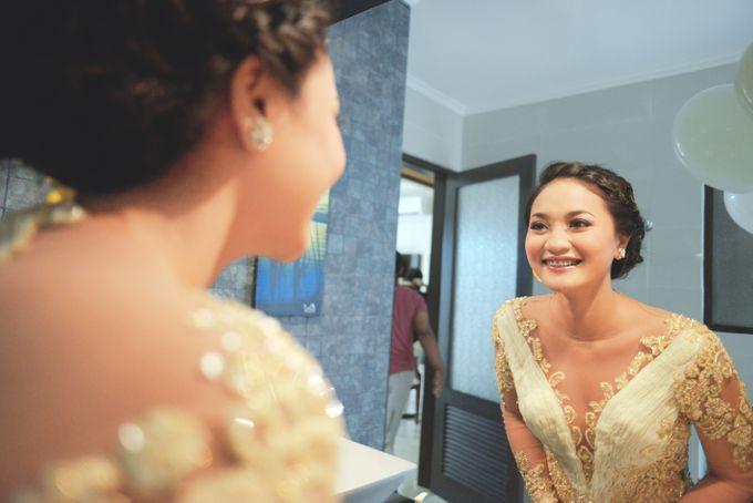 Dimas and Dama (Wedding) | Bali Wedding by Flamingo Dewata Chapel and Villas - 005